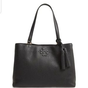 Tory Burch Bags - Tory Burch  McGraw Triple Compartment Leather..